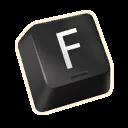 Fortnite F emoji