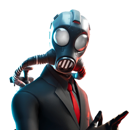 Fortnite Chaos Agent outfit