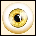 Fortnite Golden Vision emoji