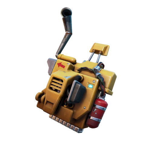 Fortnite Constructor Classic backpack