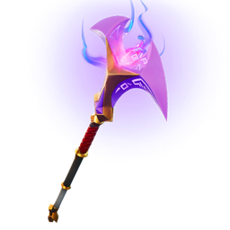 Crystal Axe of the Masters