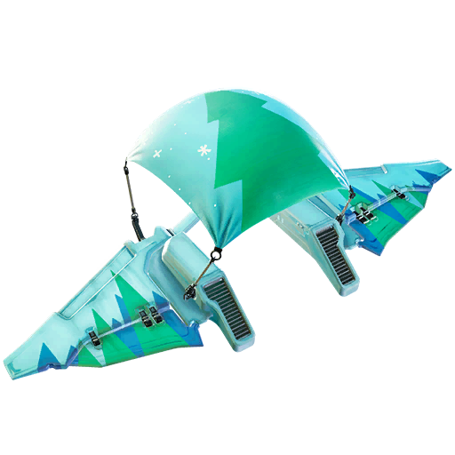 Fortnite Treefall glider