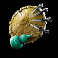 Kunai Shield
