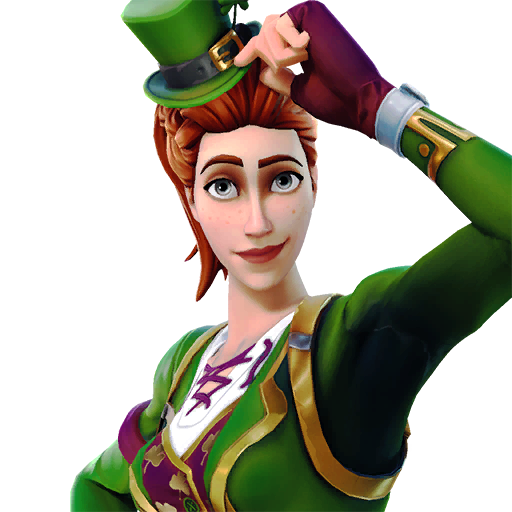 Fortnite Sgt. Green Clover outfit