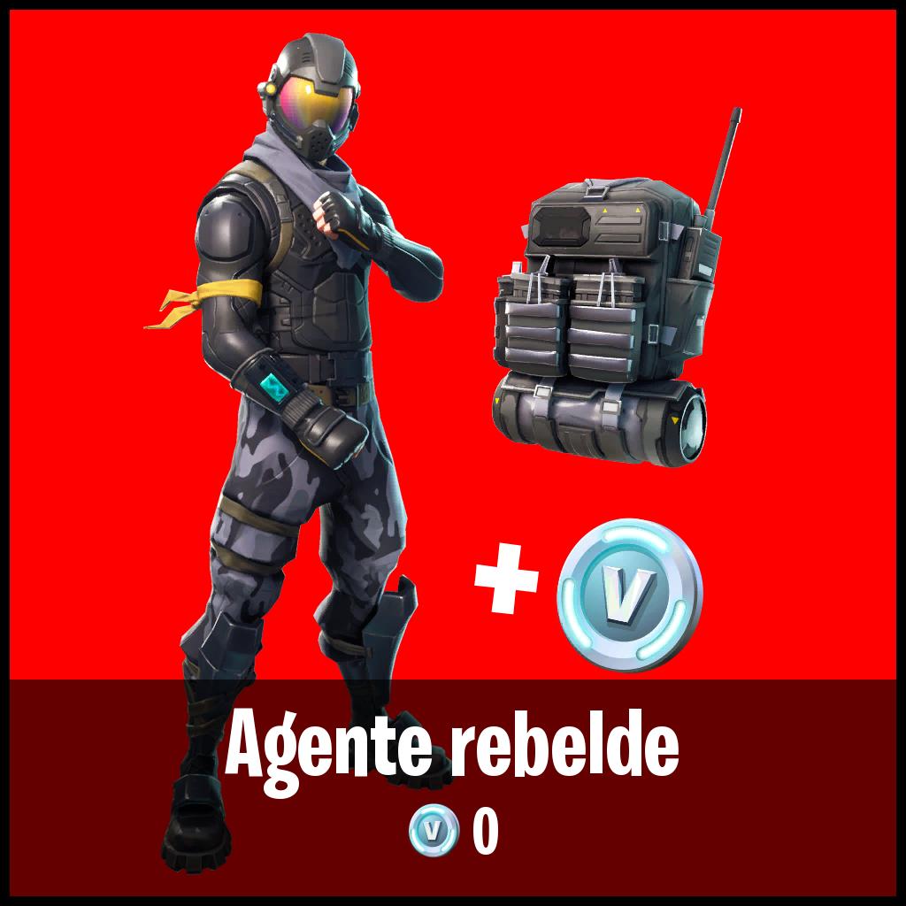 Agente rebelde
