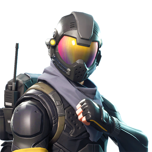 Fortnite Rogue Agent outfit