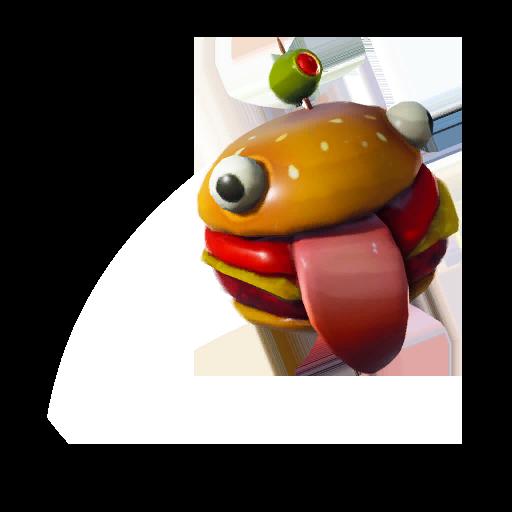 Fortnite Fancy Burger toy