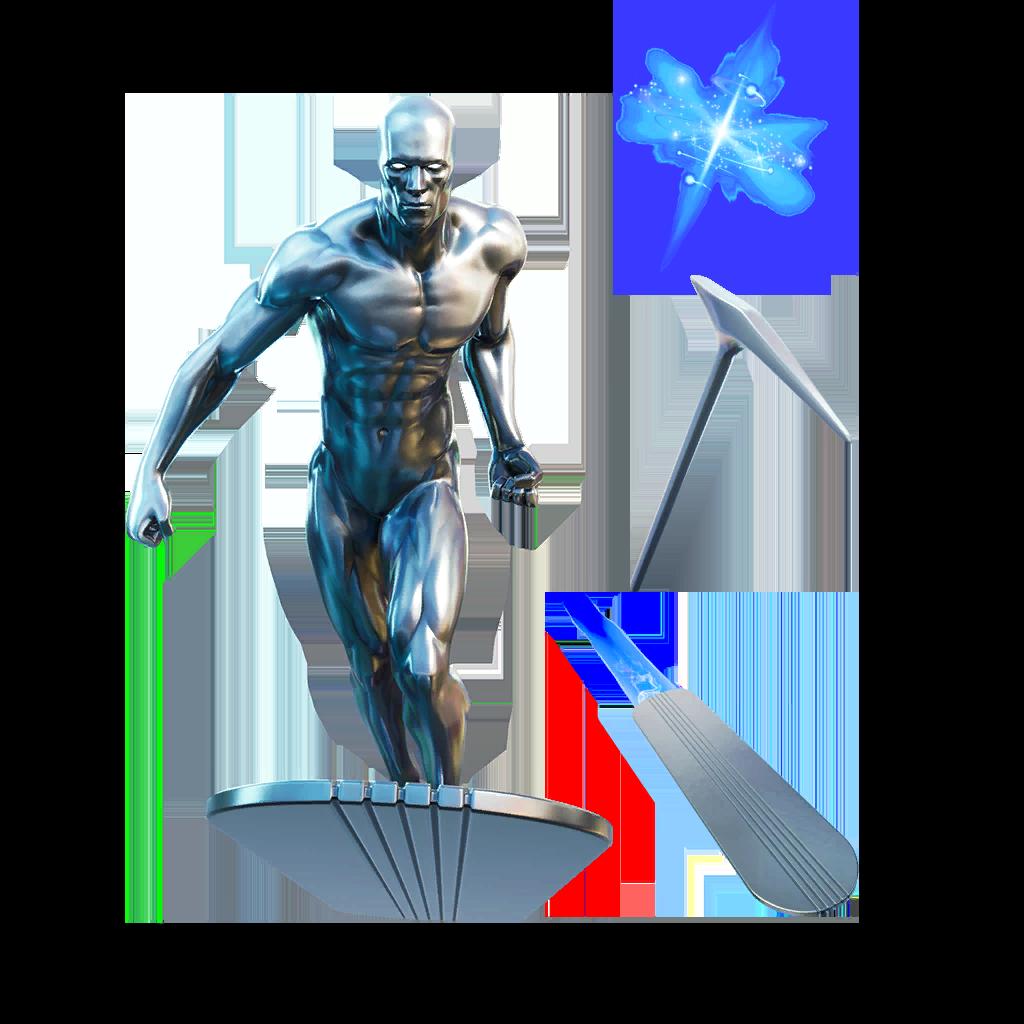 SILVER SURFER BUNDLE