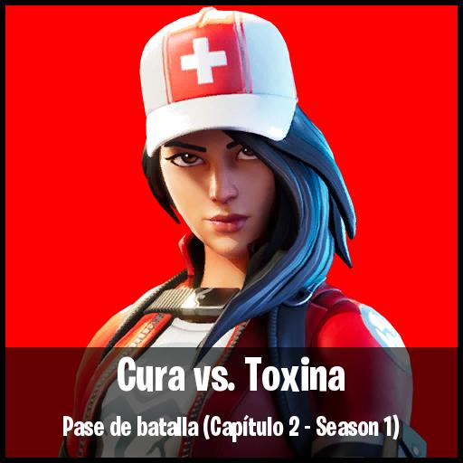 Cura vs. Toxina
