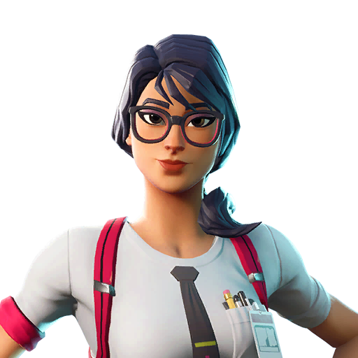 Fortnite Maven outfit