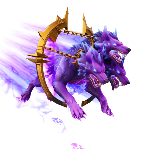 Fortnite Cerberus glider