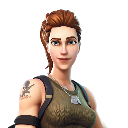 Fortnite Tower Recon Specialist outfit