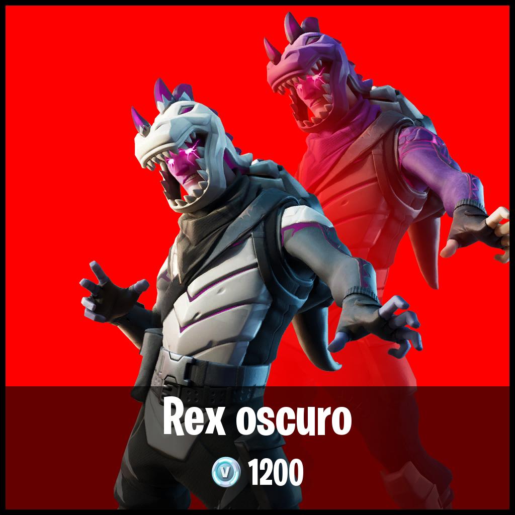Rex oscuro