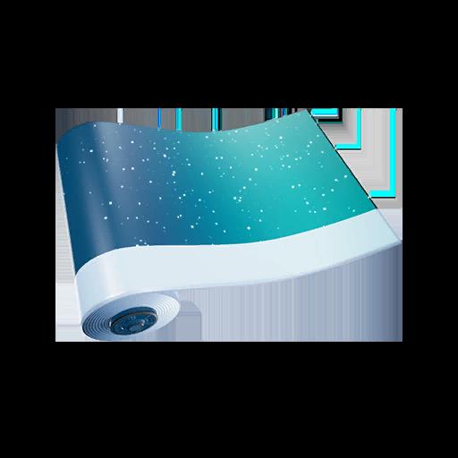 Fortnite Frosty Glow wrap