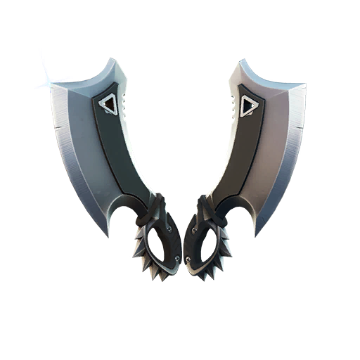 Fortnite Iron Claws pickaxe