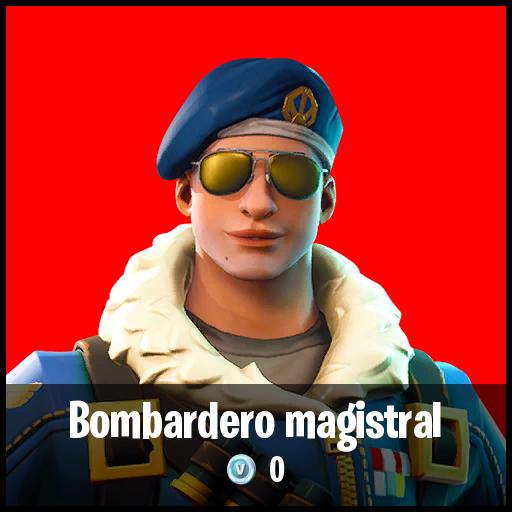 Bombardero magistral
