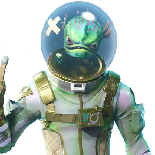Fortnite Leviathan outfit