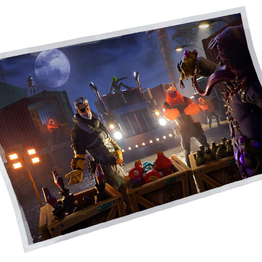 Fortnite Dockyard Deal loadingscreen