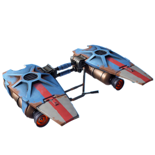 Fortnite Fuel glider