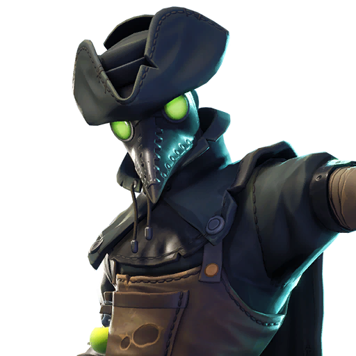 Fortnite Plague outfit