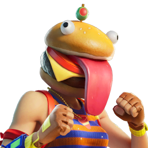 Fortnite Sizzle outfit