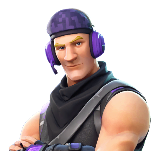 Fortnite Sub Commander outfit