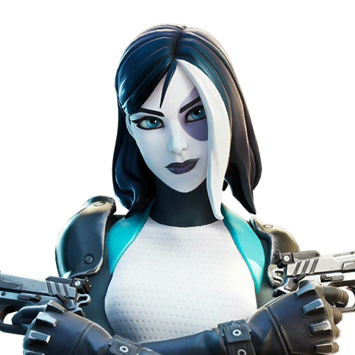 Fortnite Domino outfit