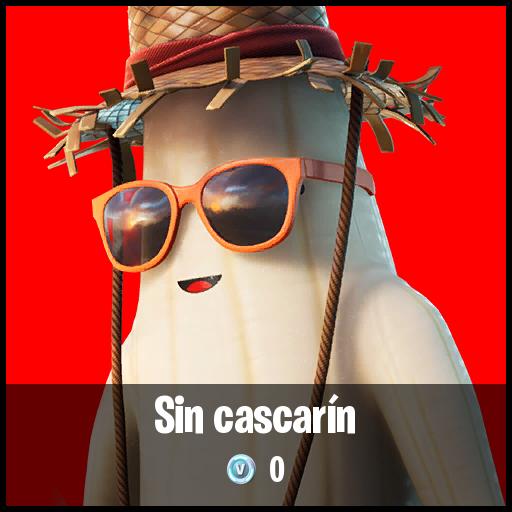 Sin cascarín