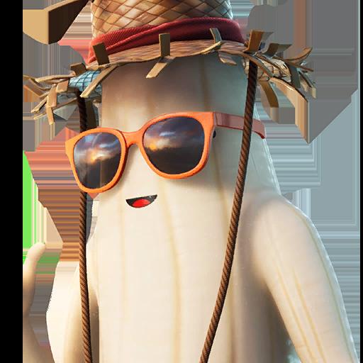 Banane de plage