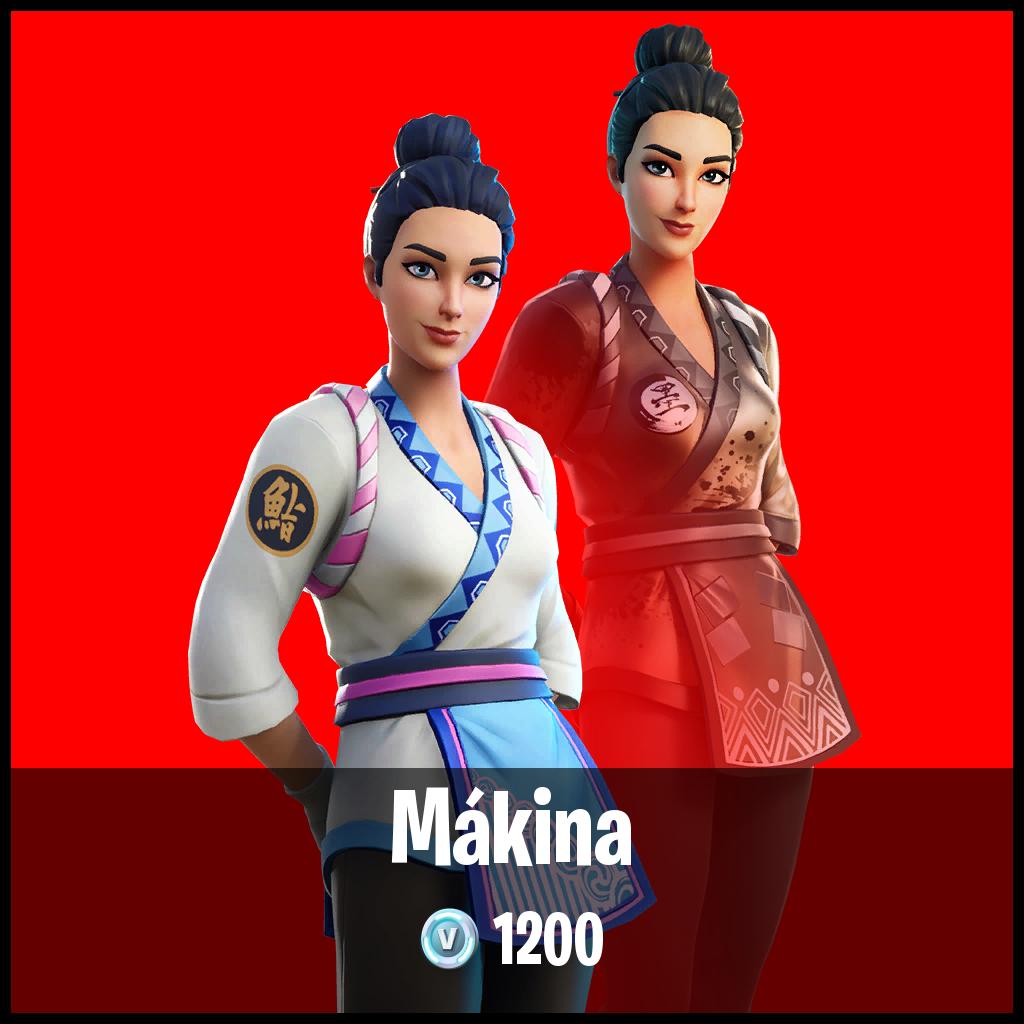 Mákina