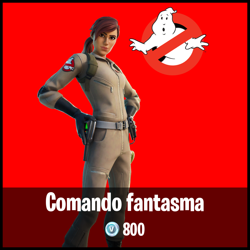 Comando fantasma