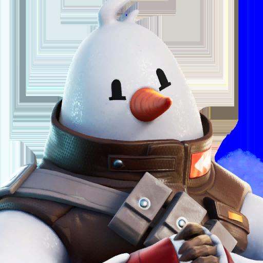 Fortnite Snowmando outfit