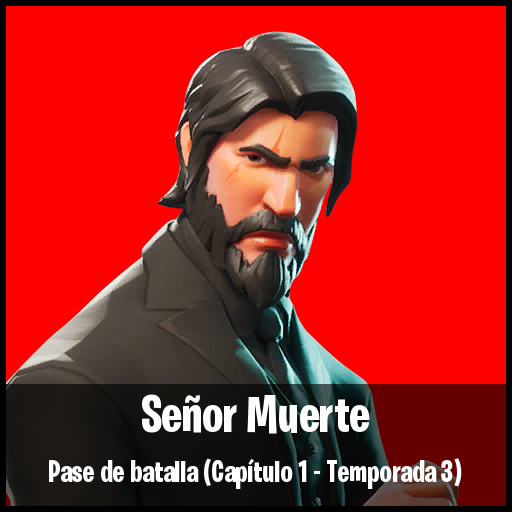 Señor Muerte