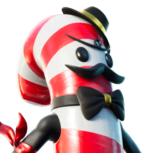 Fortnite Mr. Dappermint outfit