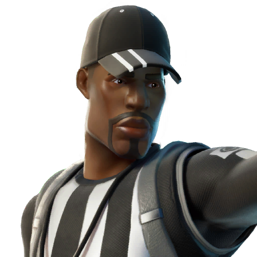 Fortnite Striped Soldier outfit