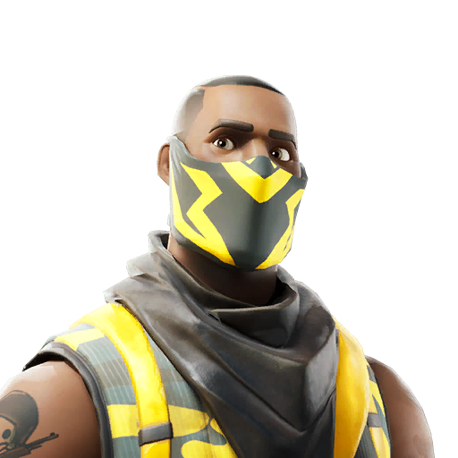 Fortnite Knockout outfit