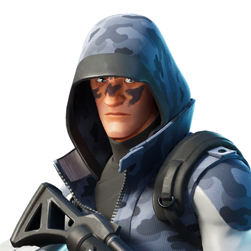 Fortnite Arctic Intel outfit