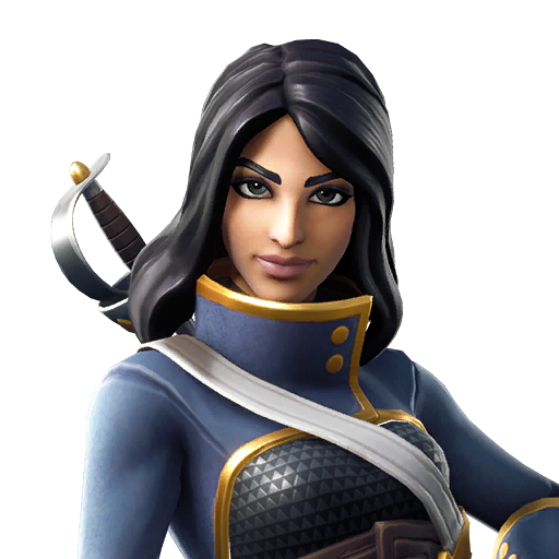Fortnite Daring Duelist outfit