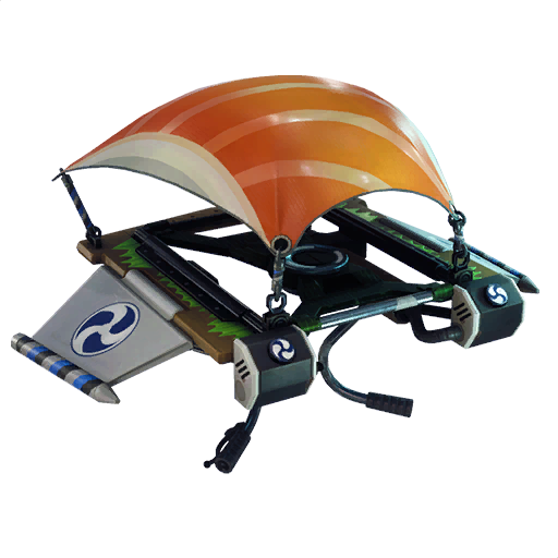 Fortnite Flying Fish glider