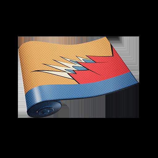 Fortnite Illustrated wrap