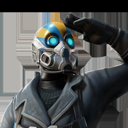 Fortnite Aeronaut outfit