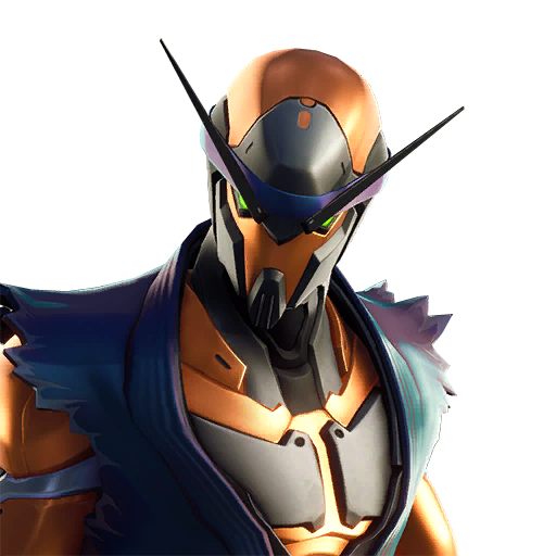 Fortnite Copper Wasp outfit