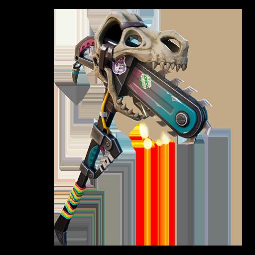 Fortnite Chainsaur Pickaxe Skin