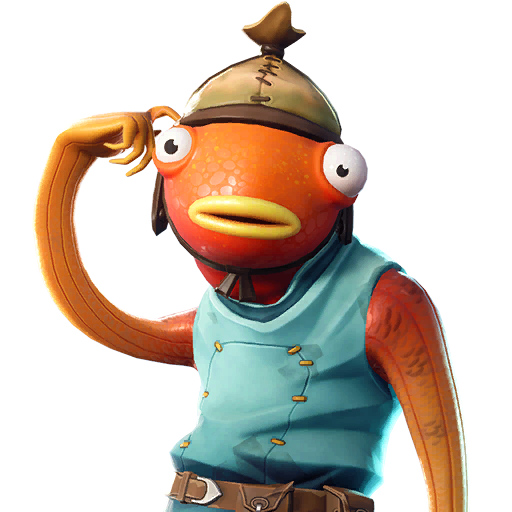 Fortnite Fishstick outfit