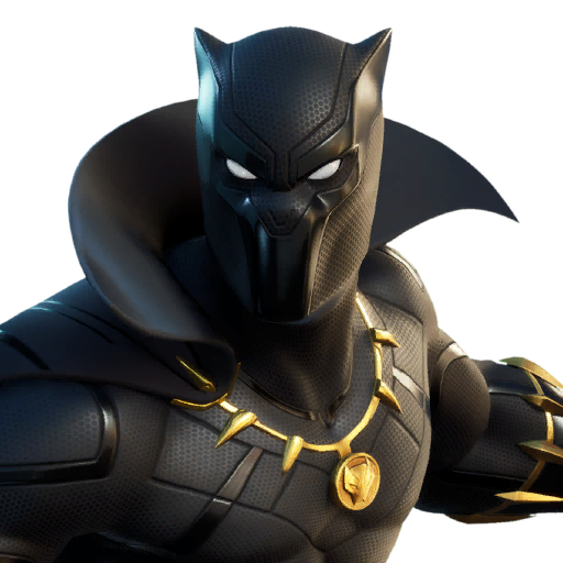 Fortnite Black Panther outfit