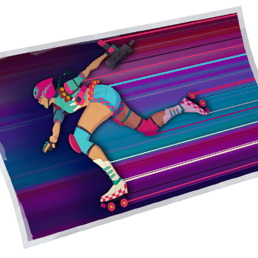 Fortnite SK8-Bit loadingscreen