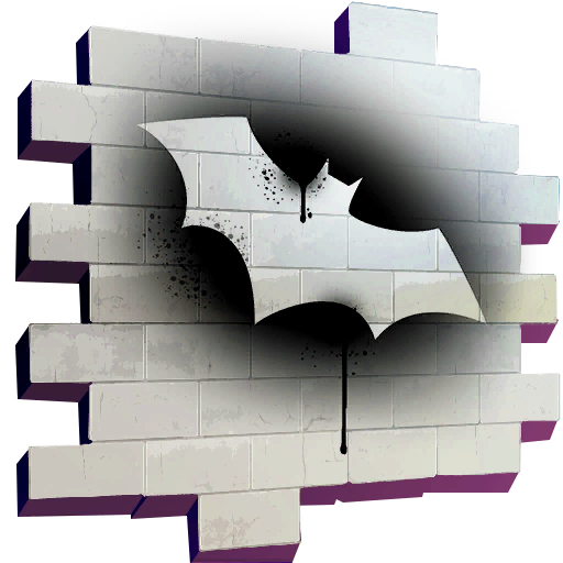 Fortnite The Bat spray