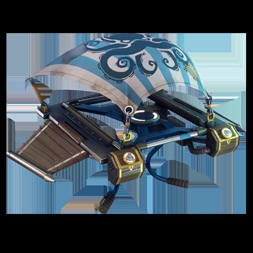 Fortnite Plunder Glider Skin