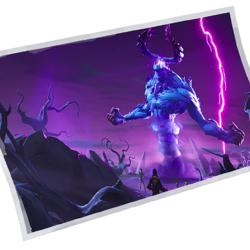 Fortnite Storm King loadingscreen