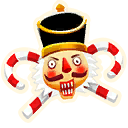 Fortnite Crackshot emoji